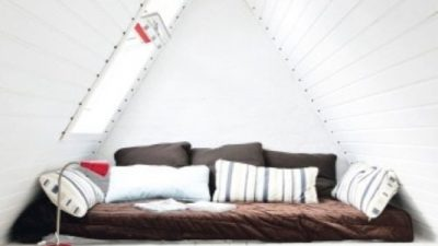 10 Inspiring Attic Interiors