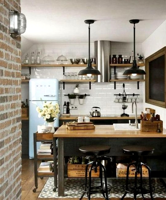 Small kitchen ideas for a beautiful and functional space