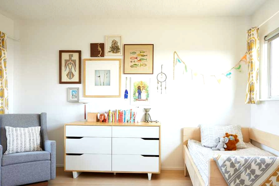 18 Beautiful Mid Century Modern Kids Room You Will Enjoy