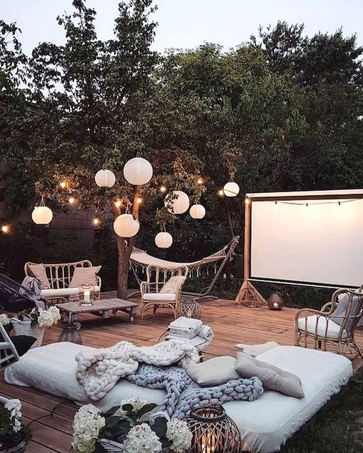 Backyard design ideas for your patio