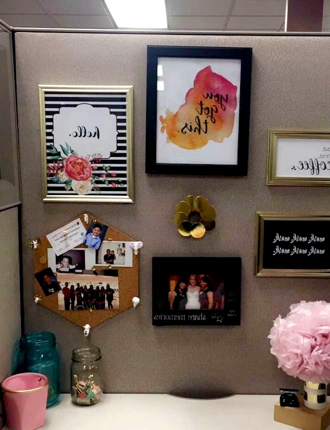 10. USE FRAME ART TO YOUR ADVANTAGE