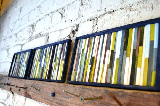 Beautiful Methods of Covering Your Blank Walls- DIY Wall Art Projects-homesthetics.net (18)