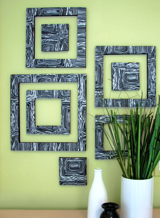 Beautiful Methods of Covering Your Blank Walls- DIY Art Projects-homesthetics.net (31)