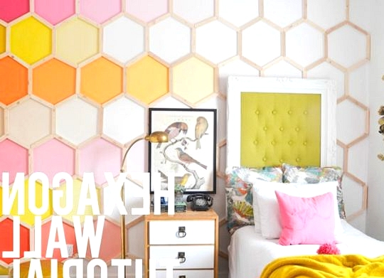 Beautiful Methods of Covering Your Blank Walls- DIY Art Projects-homesthetics.net (30)
