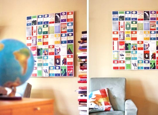 Beautiful Methods of Covering Your Blank Walls- DIY Art Projects-homesthetics.net (32)