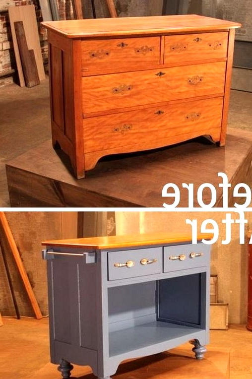transform a tiny dresser beyond beleif