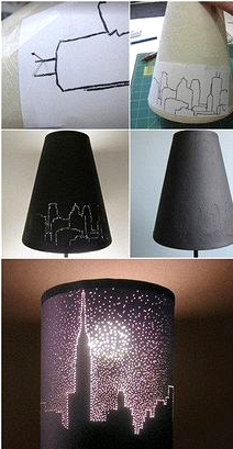 revamp your lamp through a diy project