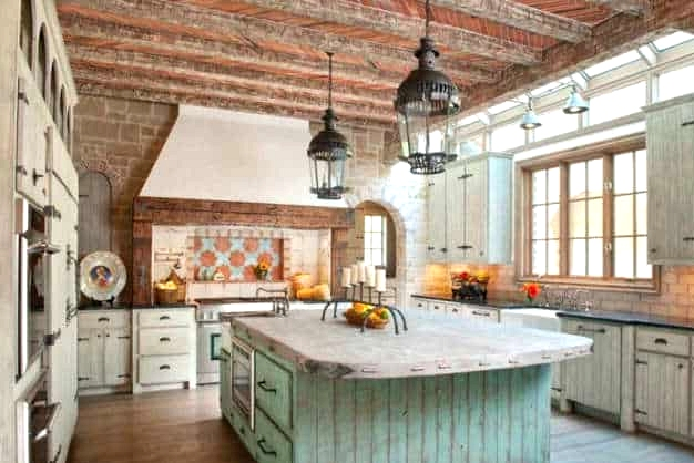 A Rustic Barnwood Kitchen