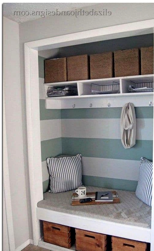 Create Multipurpose Areas or Closets