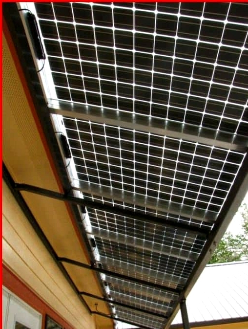 Solar Paneling on Your Porch Roof