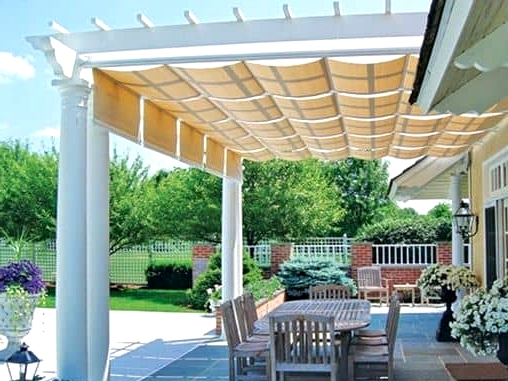 Fabric Roofing for Your Porch Area