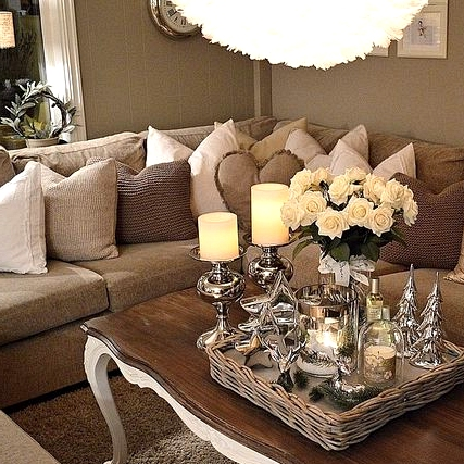 Overload the Couch With Neutral Colors