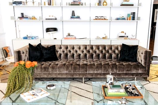 Defy Expectations With Black Pillows