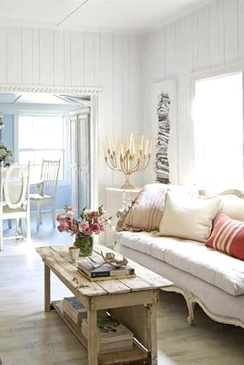 French Cottage Shabby Chic