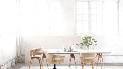 The Necessities for a Minimalist Eating Room