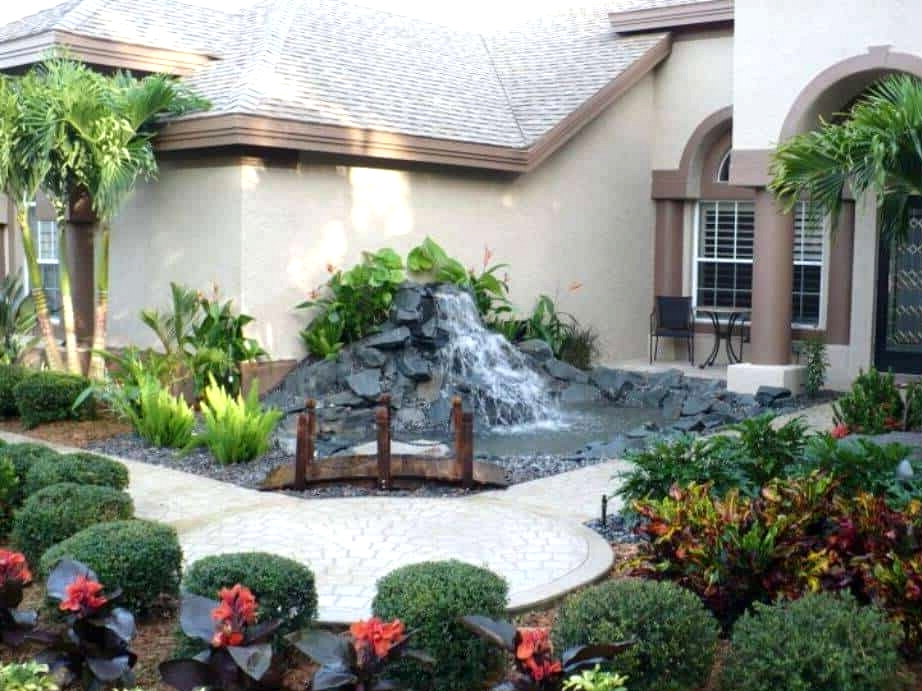Create a Full Water Feature