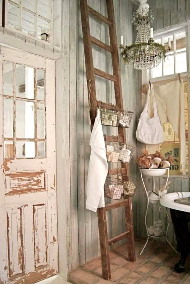 Hang Wire Baskets for Toiletries