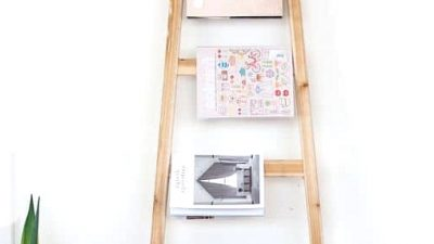 22 Inventive Classic Ladder Decor Concepts