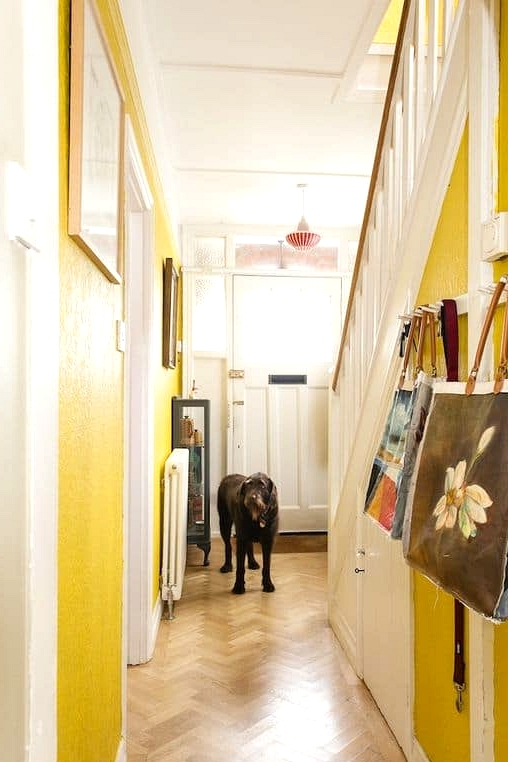 Make It a Bright Hallway