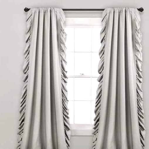 Stylish and Unique Reyna Window Curtains