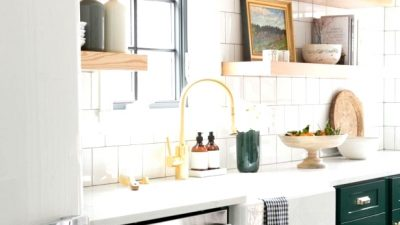 Ideas For Pulling Off Two Tone Kitchen Cupboards
