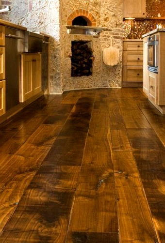 Install Wide Plank Hardwood Floors