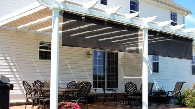 25 Patio Shade Concepts for Your Residence