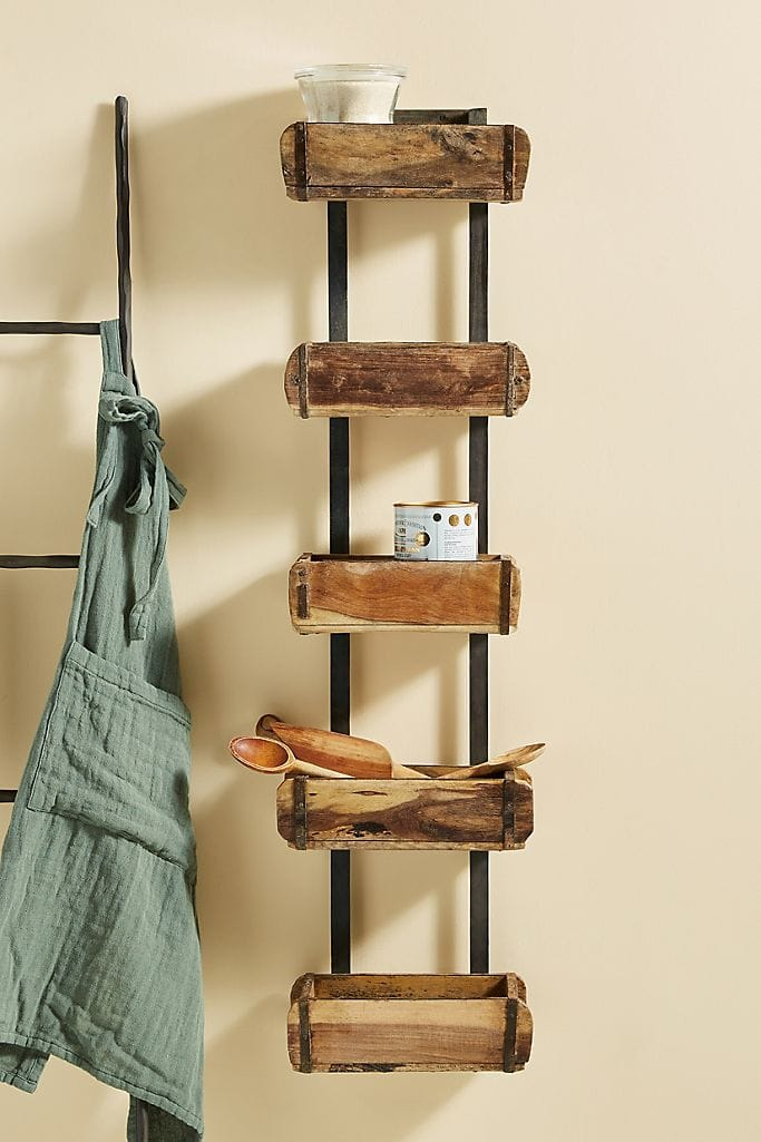 Maximize Space With Smaller Shelving
