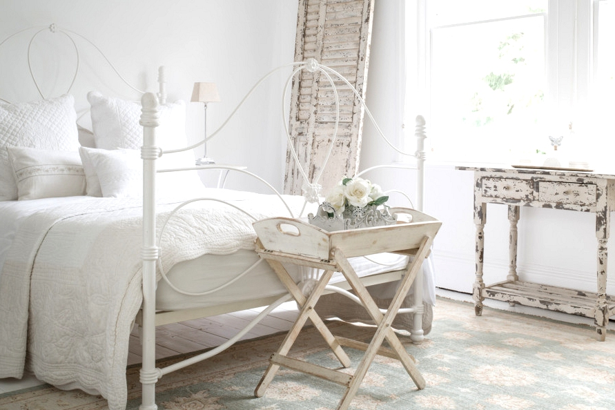 16 Magnificent Shabby Chic Bedroom Designs You Will Obsess Over
