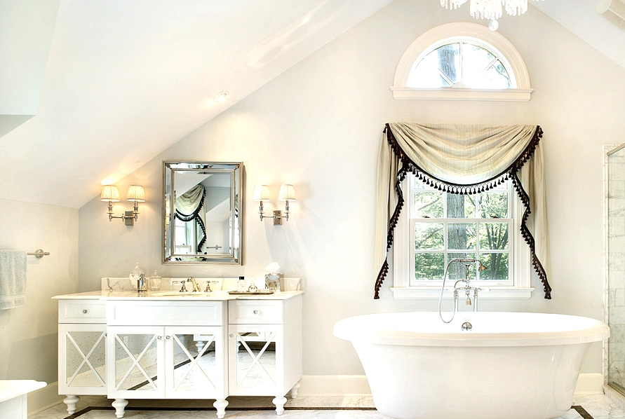 15 Whimsical Shabby Chic Bathroom Interiors That Will Charm You