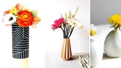 15 Trendy Fashionable Vase Designs That Will Add A Tender Contact To Your Decor