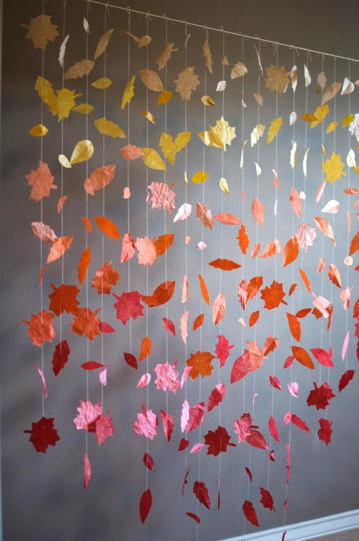 17 Beautiful Fall Garland Designs For Subtle Decor