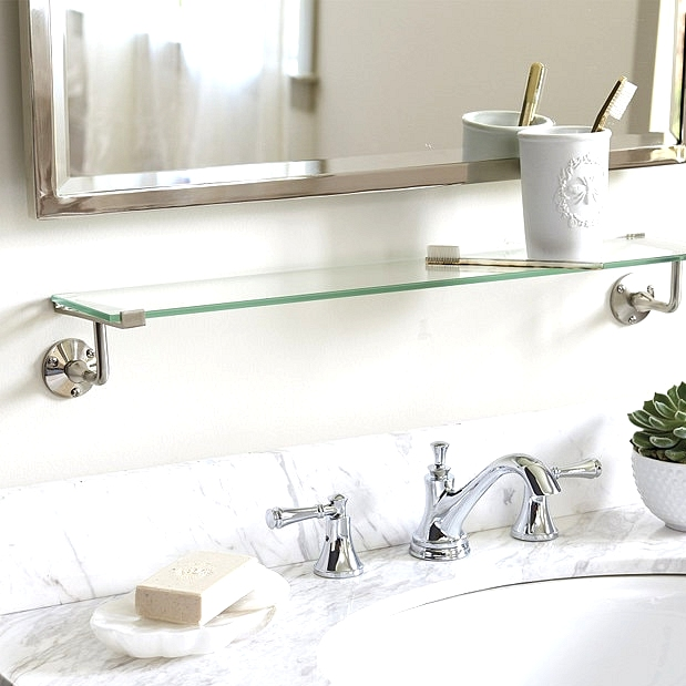 Try a Simple Sink in White Marble