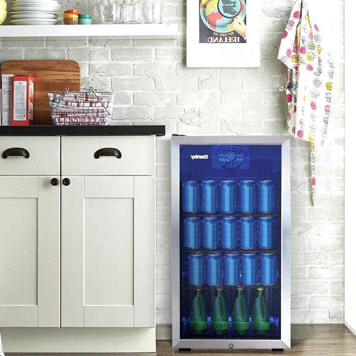 Install a Beverage Fridge