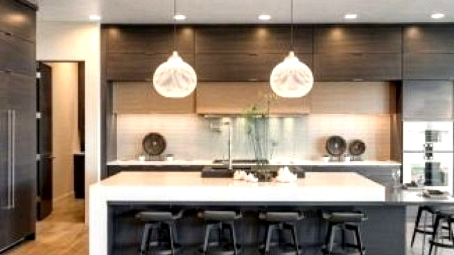 50 Stunning Kitchen Design Concepts with Fashionable Interior