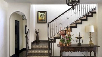 15 Elegant Mediterranean Staircase Designs You Will Fall In Love With