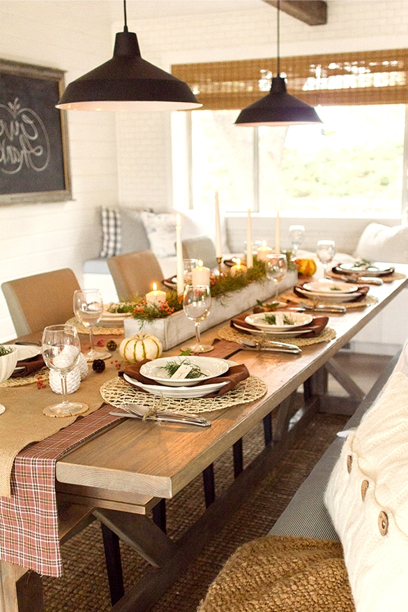 16 Gorgeous DIY Thanksgiving Centerpiece Projects That Will Make Your Table Pop