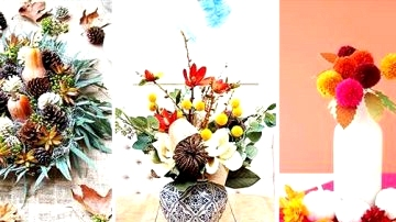 16 Beautiful DIY Thanksgiving Centerpiece Tasks That Will Make Your Desk Pop