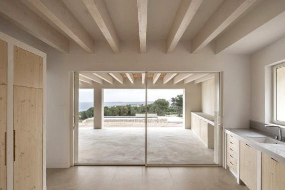 Stone House by NOMO Studio in Menorca, Spain