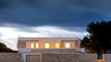 Stone Home by NOMO Studio in Menorca, Spain
