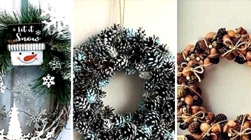 13 Fantastic Winter Wreath Designs That Will Dazzle You