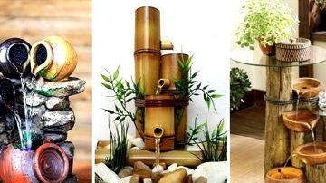 14 Mesmerizing Indoor Water Fountains For A Soothing Ambient In Your Dwelling