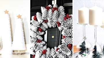 17 Charming DIY Winter Decor Initiatives To Do Earlier than Christmas
