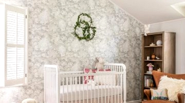 16 Lovable Conventional Nursery Inside Designs