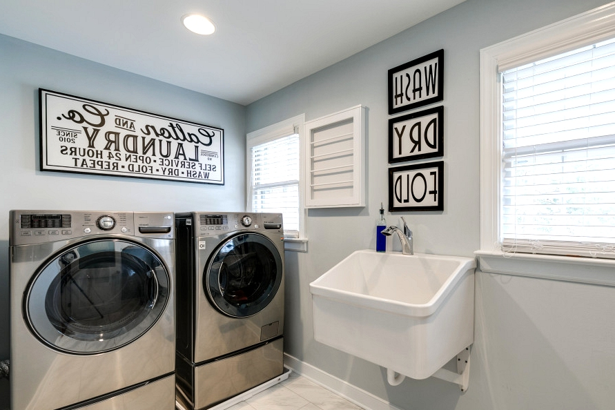 18 Excellent Traditional Laundry Room Designs You Need