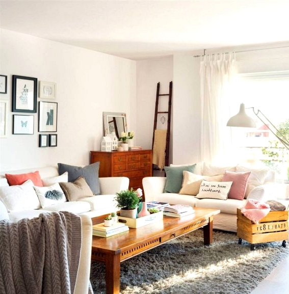 10 Proposals On How To Combine The Perfect Carpet With Sofa (Part II)