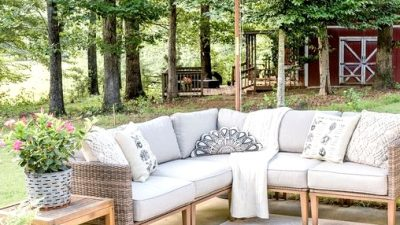 22 Summer season-inspired out of doors residing areas which can be ultra-cozy