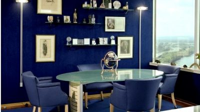 24 Trendy Residing Room Design with Darkish Paint Colours