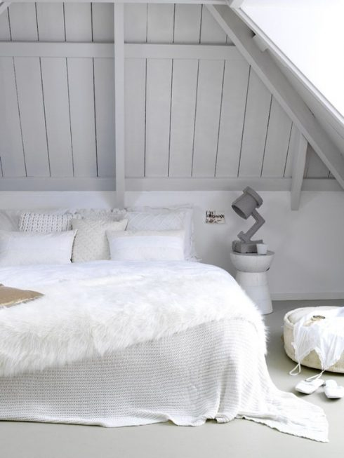 Attic Interior Decor 2