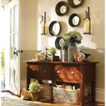 Beautiful Country Foyer Decor